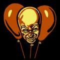 Pennywise Balloons