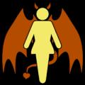 Devil Woman Stick