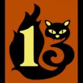 Black Cat 13 d