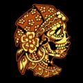 Sugar Skull Gypsy