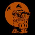 Fred Flintstone Carving