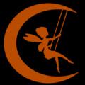 Fairy Swinging on the Moon 02