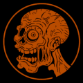 Zombie Head 04