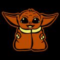 Baby Yoda 04