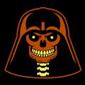 Dead Vader Skull 01