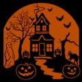 Halloween Scene 03
