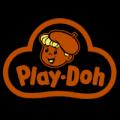Play Doh Vintage Logo