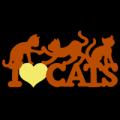 I Love Cats 02