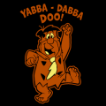 Flintstones Fred Yabba Dabba Doo
