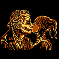 Mad Kiss Joker and Harley