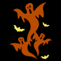 Ghosts with Bats