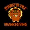 Babys 1st Thanksgiving