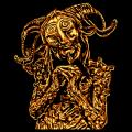 The Faun Pan's Labyrinth