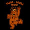 Flintstones Fred Yabba Dabba Doo 01B