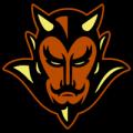 Red Devil Face 01