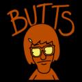 Bob's Burgers Tina Butts