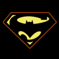Superman Batman Logo 01