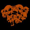 A Glob of Skulls