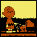 Good Grief Pooping Snoopy