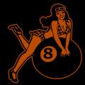 Pinup 8 Ball