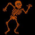 Dancing Skeleton 02