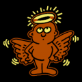 Lil Angel Keith Haring