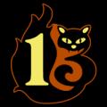 Black Cat 13 a
