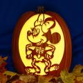 Minnie Mouse Skeleton CO