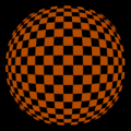 Chessboard Orb