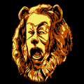 Wizard of Oz - The Cowardly Lion 01