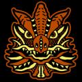 Fancy Dragon Head