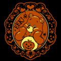 Trick or Sweet Care Bear 01