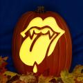 Rolling Stones Vampire Lips CO