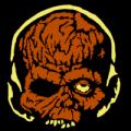 Zombie Head 02