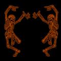 Dancing Skeletons 02