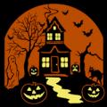 Halloween Scene 04