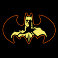 Batman Inside Logo 01