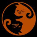 Cat's Yin Yang 01