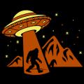 Bigfoot Alien