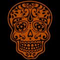 Sugar Skull 06