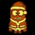 Minion Santa