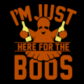 I'm Just Here for the Boos 01