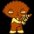 Stewie Raygun 01