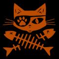 Cat Pirate 04
