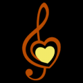Love Music Treble Clef