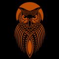 Stylized Owl 02