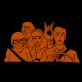 Scooby Doo Gang 02