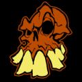 Skull Big Teeth