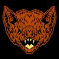 Vampire Bat Head