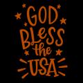 God Bless the USA 01